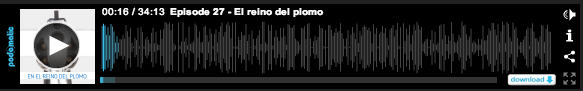 Transmedia Podcast - En el reino del plomo
