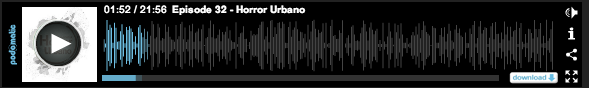 Transmedia Podcast - Horror Urbano