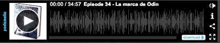 Transmedia Podcast - La marca de Odin